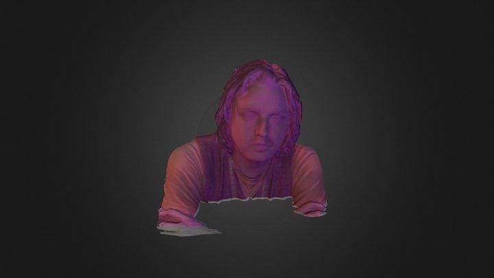 Tyler (dimly lit) 3D Model