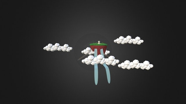 SkyIslandFinalSubmisson 3D Model
