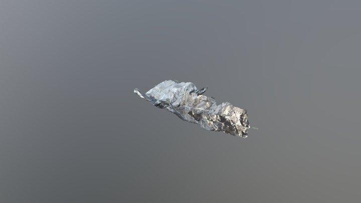 Ущелье Зардалы R1-R4. Zardaly gorge R1-R4 3D Model