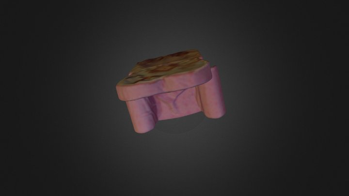 Emmas Chair 3D Model