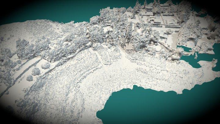 San Pedro_Tinaja 3D Model