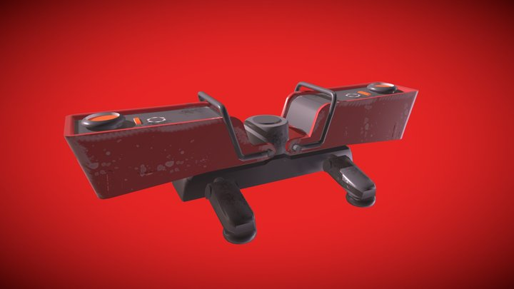 Teleport_Team Fortress 2 3D Model