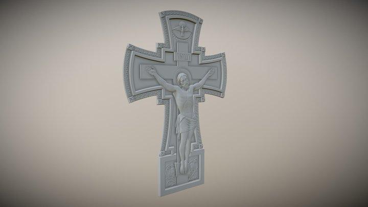 Crucifixion 3D Model