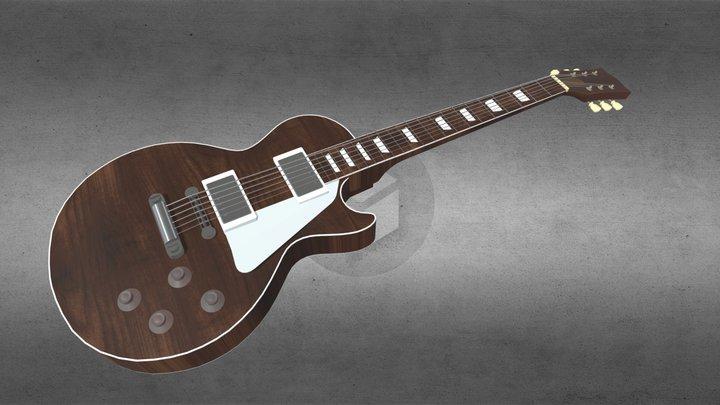 Gibson Les Paul Wip 3D Model
