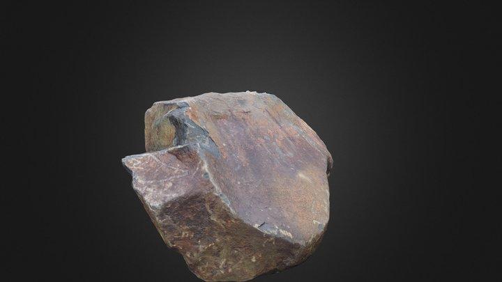 Rock Video 3D Model