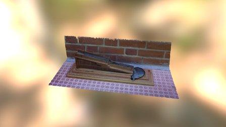 Pitch Ramp Model 3D Model