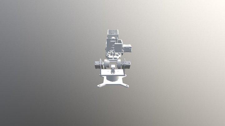 Tsukarm Model 3D Model