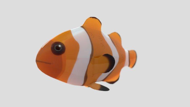 Pietro Fish COMP 4 3D Model