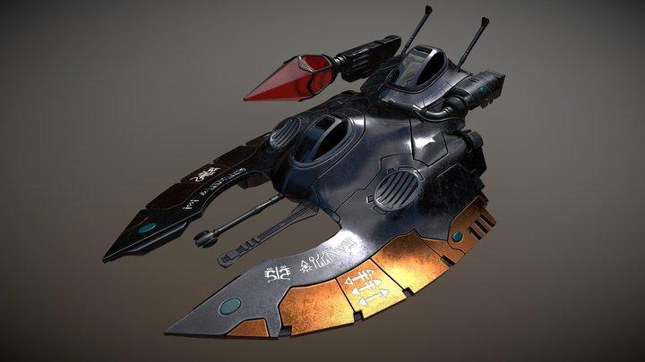 Fire prism (Warhammer 40000) 3D Model