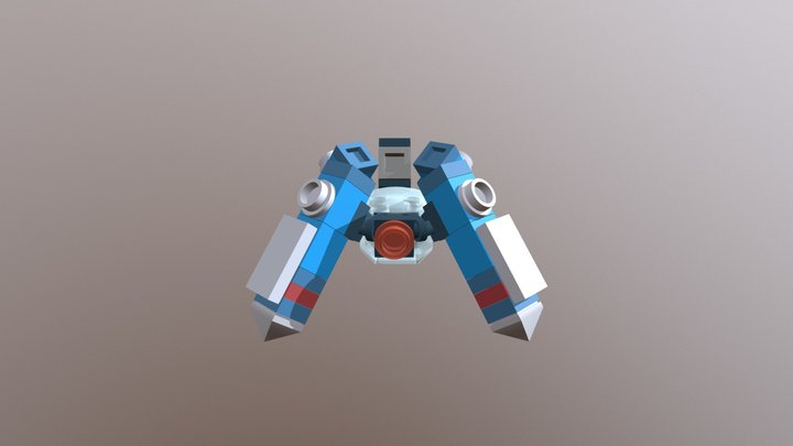 The Hanger 3D Model