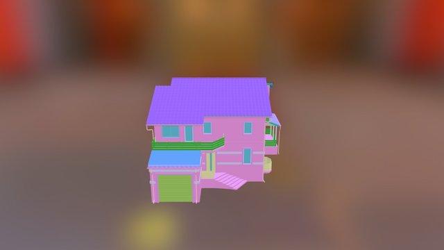 1212 3D Model