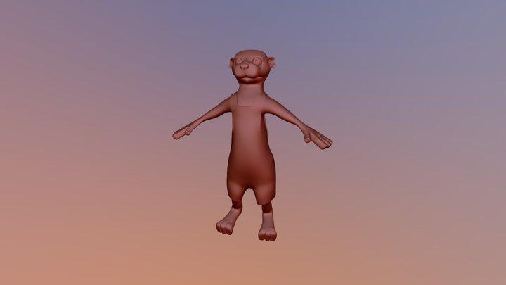 Marlowe 3D Model