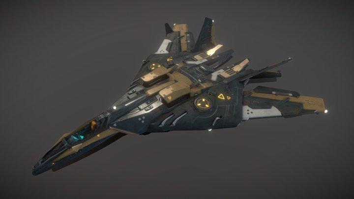Viper 3D Model