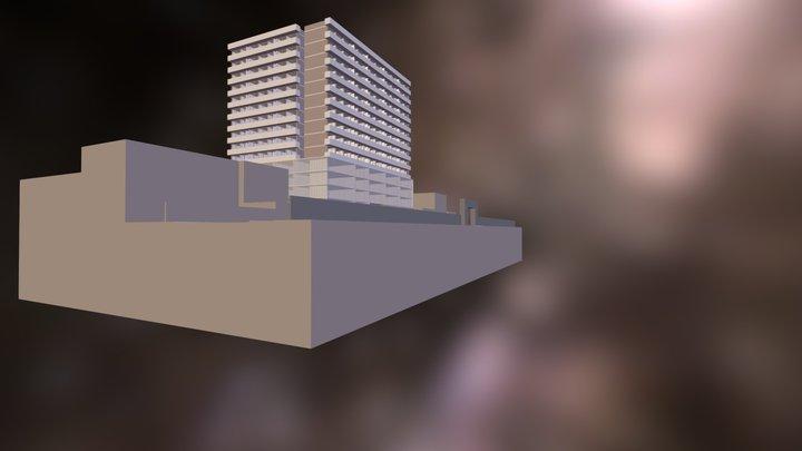 Los Negocios 3D Model