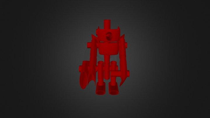 Ten King 3D Model
