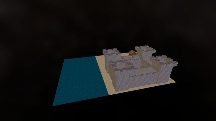 Rowly's Castle 3D Model