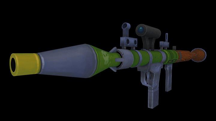 RPG-00 3D Model