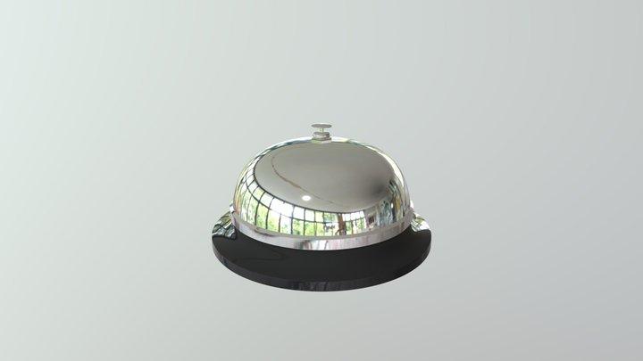 Table Bell 3D Model