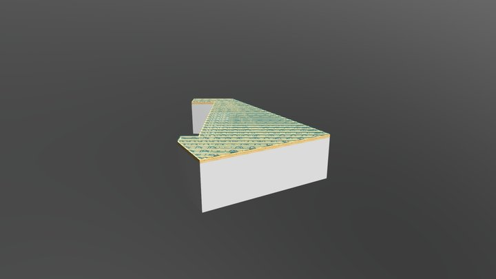 EXTENSION_POSI_SARL_ROY 3D Model