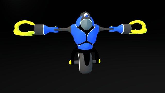 Tenacitas 3D Model