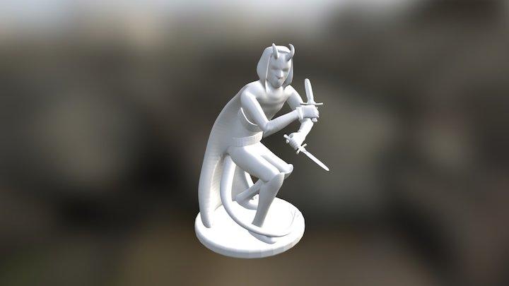Kostor 3D Model