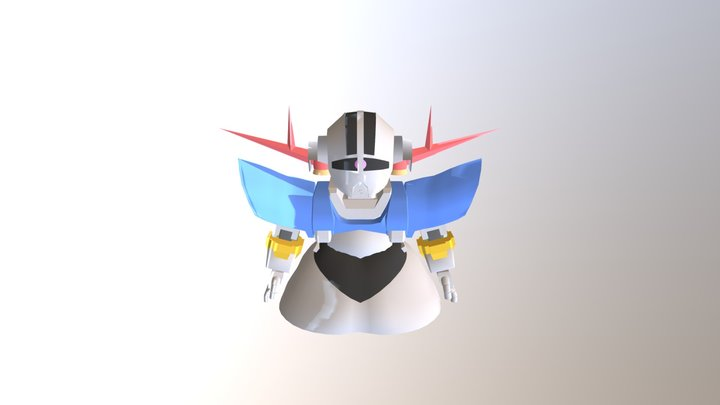 Zeon(original Color) 3D Model