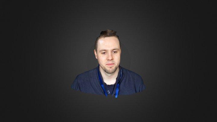 Tim Blokdijk 3D Model