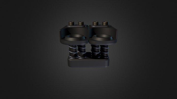 SAS 3D Model