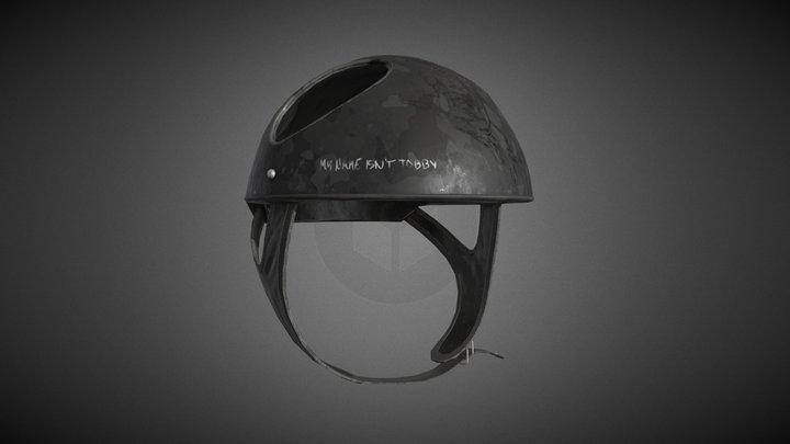 Pierce's helmet 3D Model