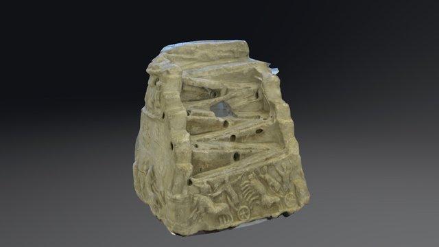 Gambling Machine, 5th C. Constantinople 3D Model