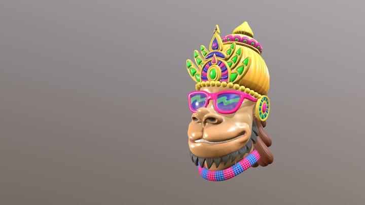 Trilla 3D Model