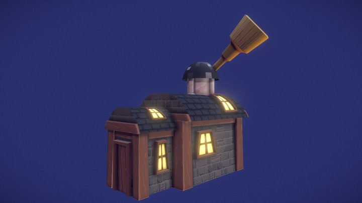 Welcome to the Observatory 3D Model