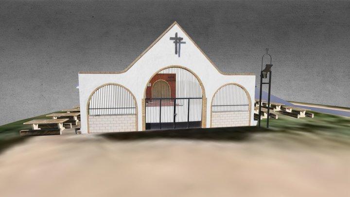 Ermita de la Santa Cruz 3D Model