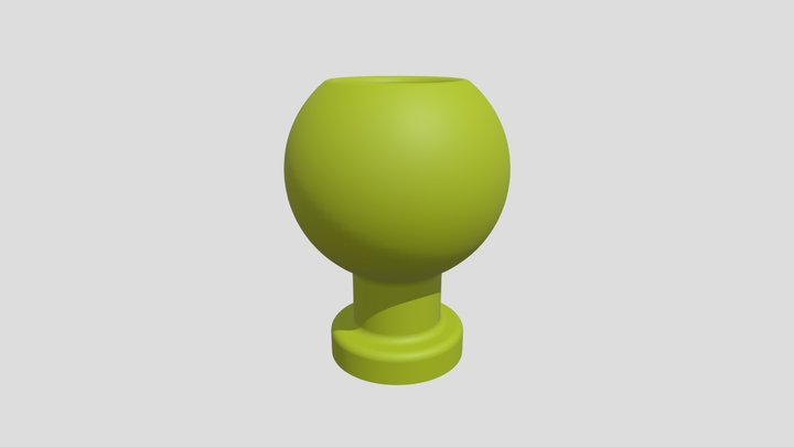 Ball joint domekit V1 3D Model