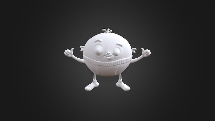 Pipo-up 3D Model