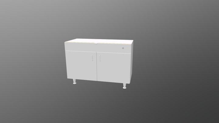 102603 WITH DOORS 3D Model