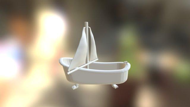 Sail tub! 3D Model
