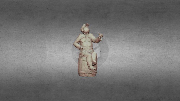 Shveika 3D Model