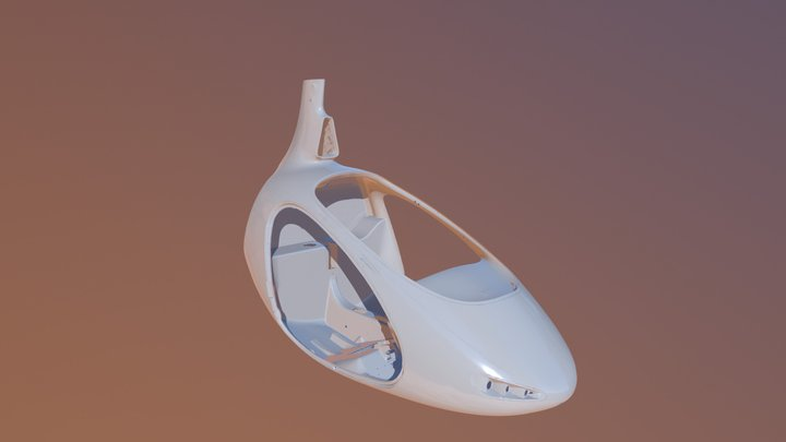 2018-02-14 Agro Avia KABINA Standard 3D Model