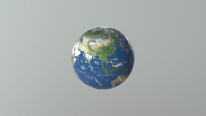 EarthScene 3D Model