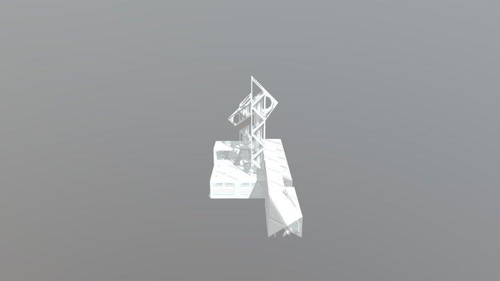 2020 sem 1 3D Model