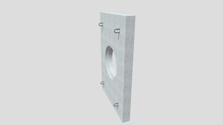 ПД 10 3D Model