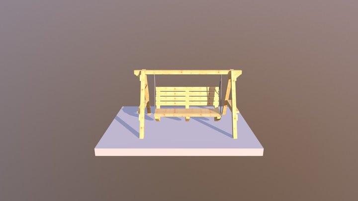 Hojdačka.xml 3D Model