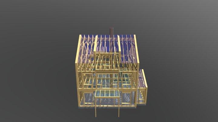 106899 3D Model