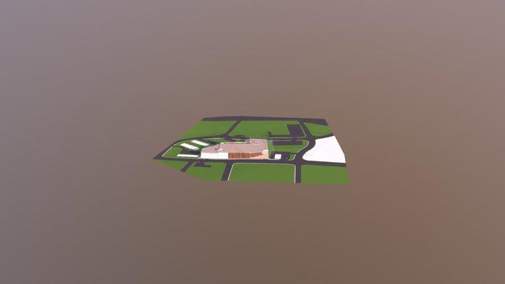 WestBroad_Site 3D Model