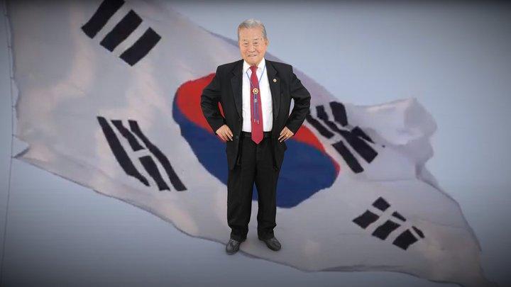 전북동부보훈지청 6.25 70주년 오기수 참전용사님 3D Model