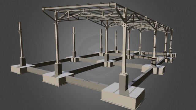 SHELTER 3D Model