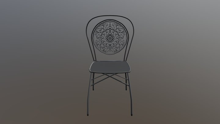 Chair Southern 3D Model