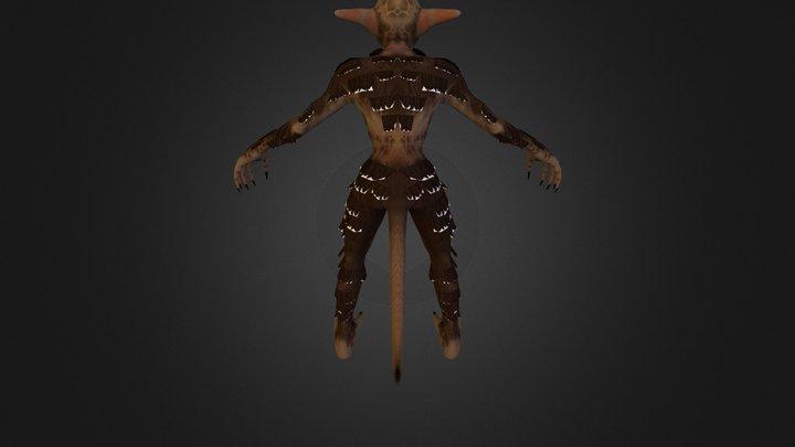 SCAMP 3D Model