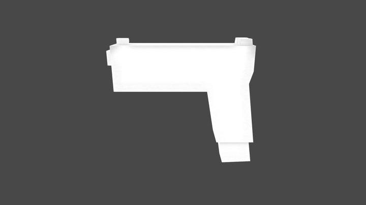 1234 3D Model